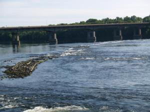 Endfield Dam on CT River