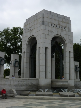 Pacific Monument