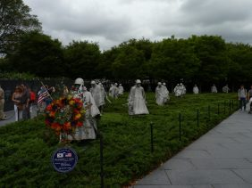 Korean Veterans Memorial