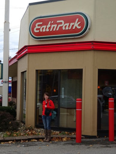 Eat'n Park's biggest fan.
