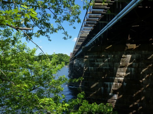 Our favorite stop along the Windsor Locks Canal