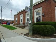 Bridgeville Post Office