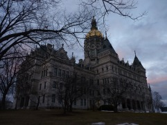 This is the CT Capitol building.