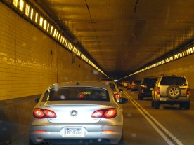 Ft Pitt Tunnel