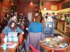 La Paloma Coffee House was a great meeting place in Hartford until it was forced to close.