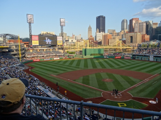 This is it folks, the ball park by which all others can be judged. It don't get no better than this.