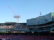 In 2014, I finally managed to see a game at Fenway Park.