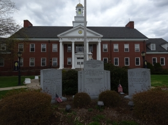 Town Hall Memorial