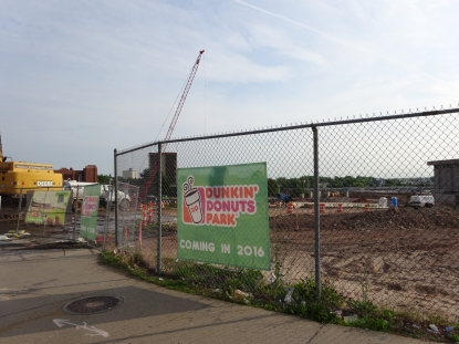 Dunkin' Donuts Park