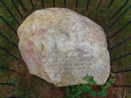Stone Inscribed