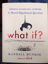 XKCD is one of my favorite comics and this is a really fun read.