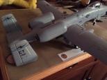 A-10 Model