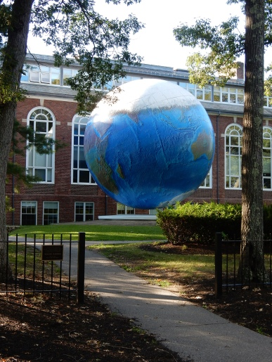 Babson Globe