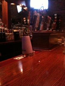 Bartender missing