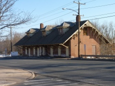 Windsor Locks Historic Station