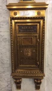 Alaska Building Mailbox