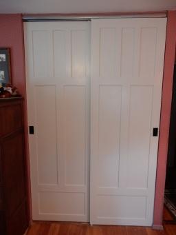 Installed Doors