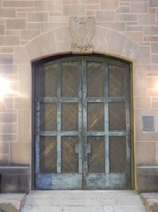 Pump House Doors