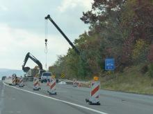 Highway Crane