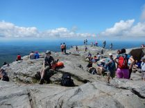 Faith at the top of Mt Monadnock