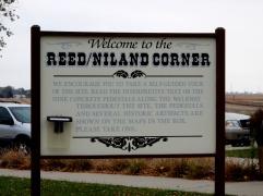 Reed Niland Corner
