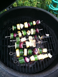 Green Egg Veggies