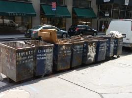 Mini Dumpster