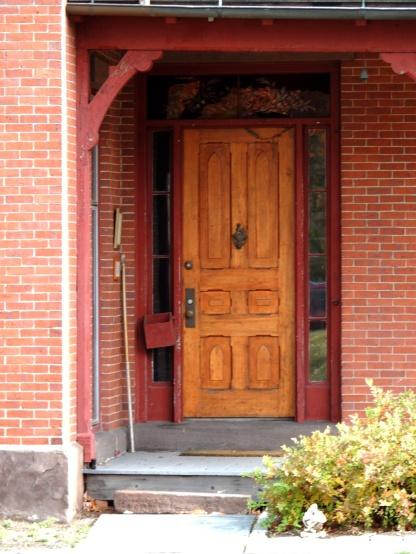 Tuttle House Door