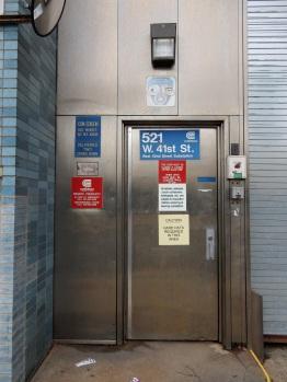 Serious door