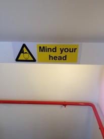 Mind Head sign
