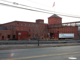 This is the original mill complex.