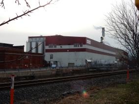 Gas Co Generation plant