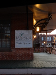 Windsor Train Station