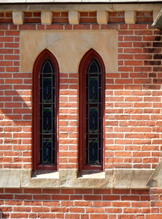 Narthex Windows