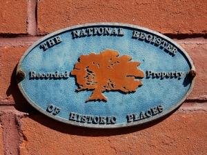 NRHB Plaque