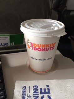 JetBlue coffee