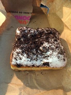 Oreo Cheesecake Square