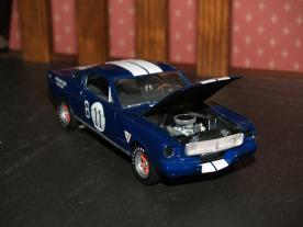 Model Shelby, made for me by David Pennington.
