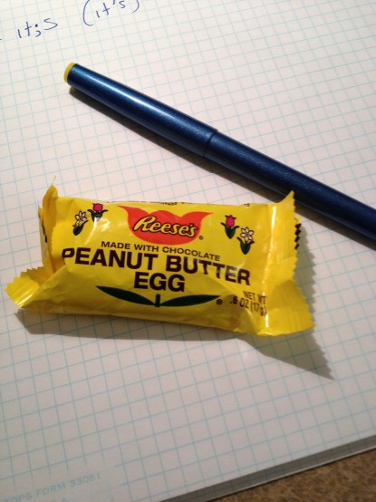 Peanut Butter Egg