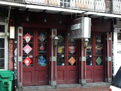 Signs in doors