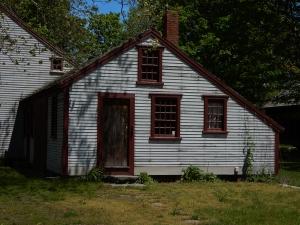 Thayer Birthhplace