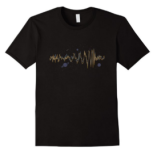 Gravitational Wave Tee Shirt