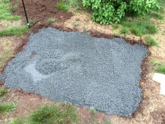 paver sand base