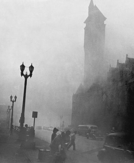 Pittsburgh in 1940