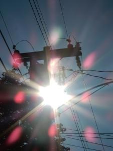 Transformer sunshine