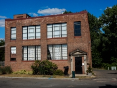 Another industrial building tht has been restored and turned into apartments