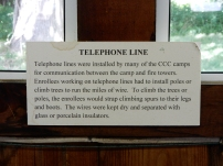 Telephone lines
