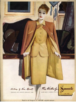 Ad for wool' suit