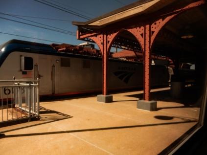 Yea, it's a locomotive, but that's a door :)