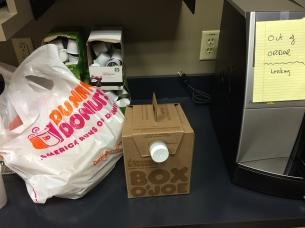 Box o'Joe